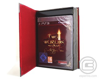 Two Worlds II Velvet Game of the Year Edition Unboxing
