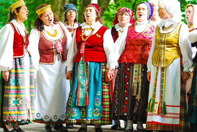 World Lithuanian Song Festival