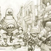 Chombot Box Art - Pencils