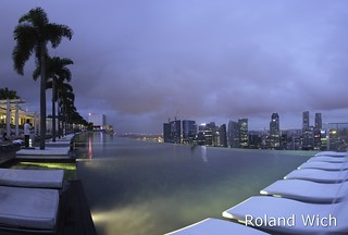 Singapore - Marina Bay Sands Pool