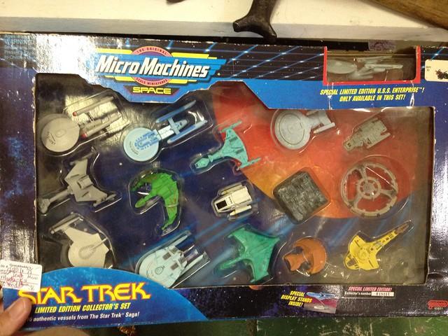 trek micro machine