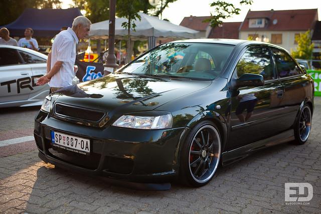 WRRT Styling show Vršac 2012 - Opel Astra