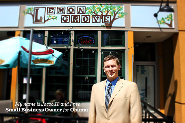 Jacob H, owner of the Lemon Grove