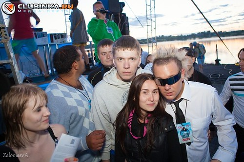John B @ Sun Gate 4 open Air, Cherepovets 06.07.12