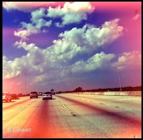 11:365 On The Road by elineart