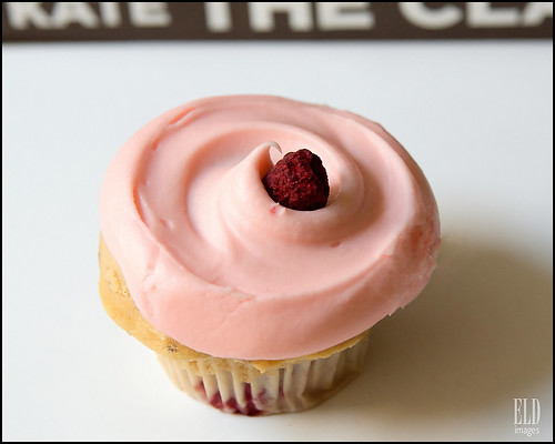 Raspberry Lemonade - Cupcake Royale