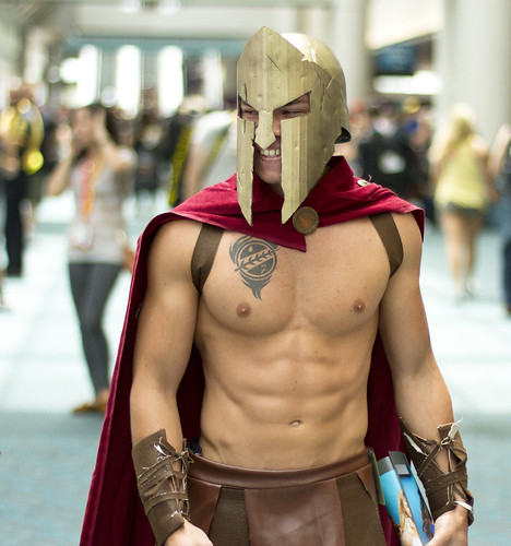 Spartan Warrior from 300