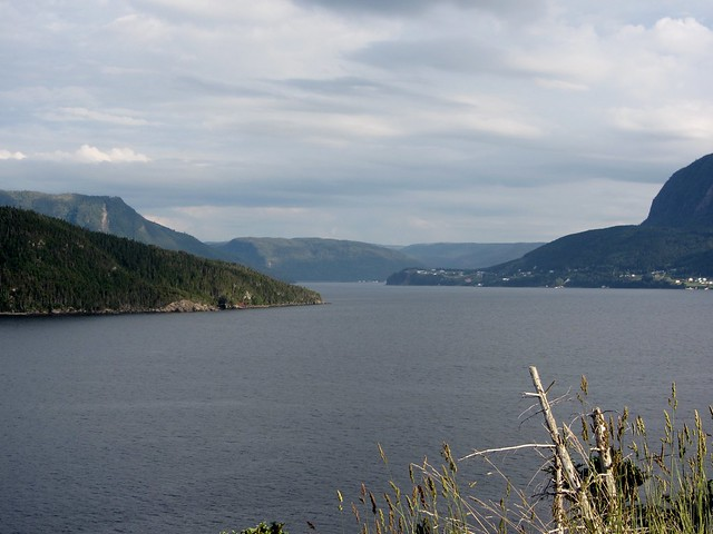 First View of Bonne Bay