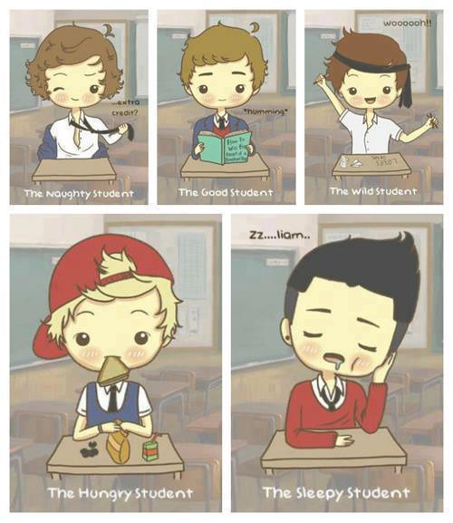 1D funny! - One Direction video - Fanpop