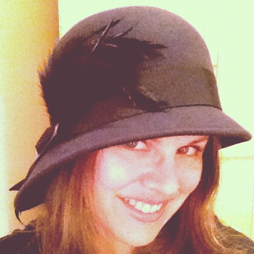 Day 237 of Project 365: Hat Attack