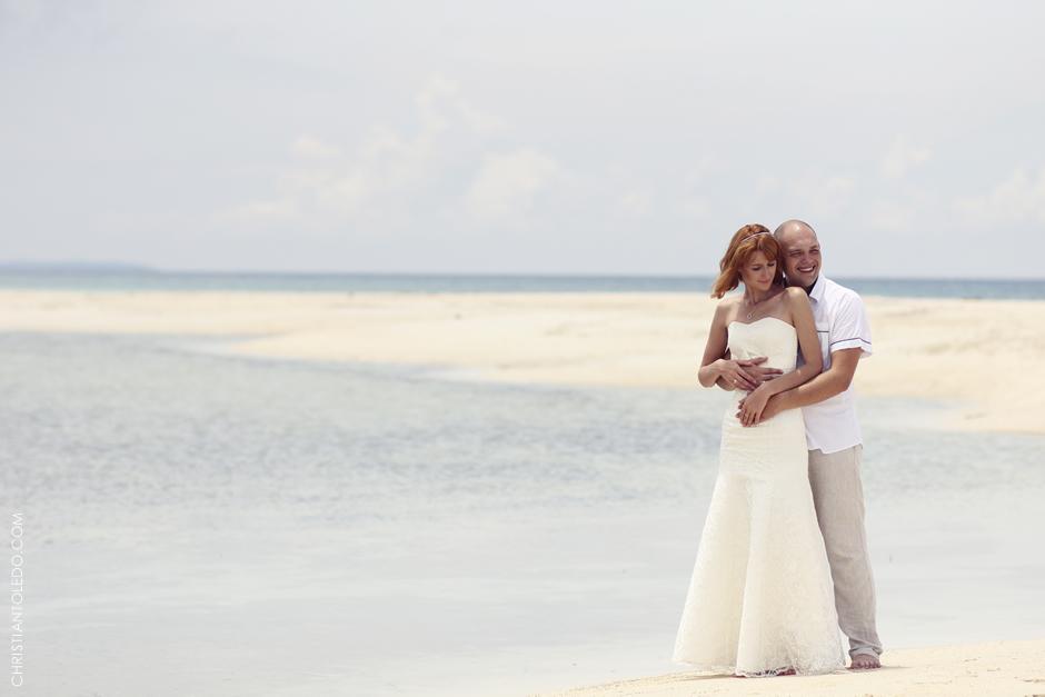 Bantayan Island Post-Wedding Session