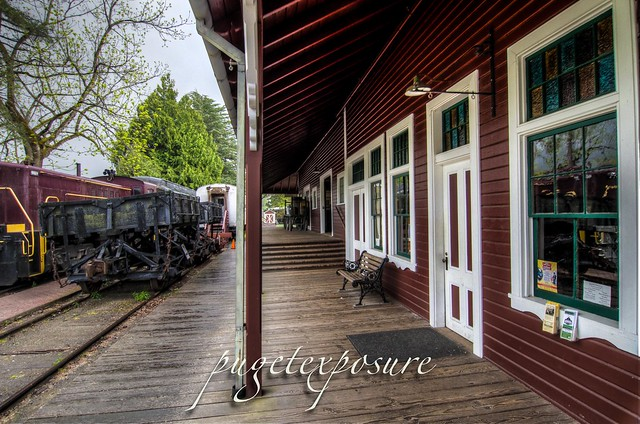 The Snoqualmie Depot