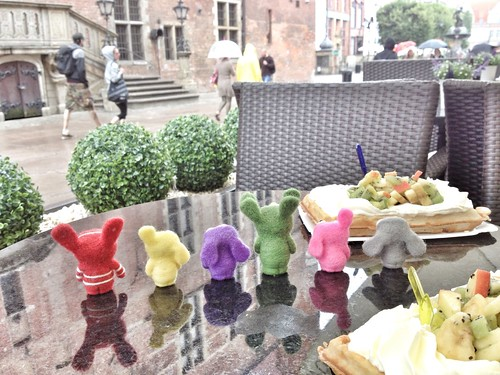 waffles in gdansk