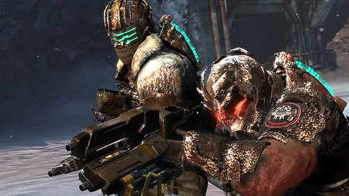 Dead Space 3 Carver