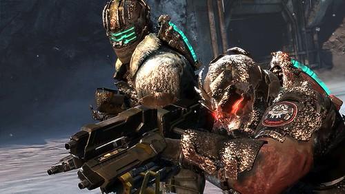 Dead Space 3's Co-op Seems Promising