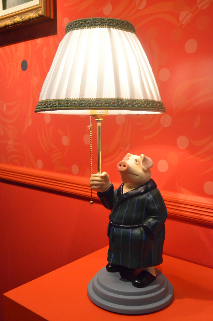 Lampe Amelie la lampe de chevet d'amélie poulain (2001) | museum of the m… | flickr