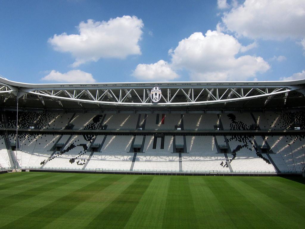 Juventus Stadium: photo, name, capacity 14