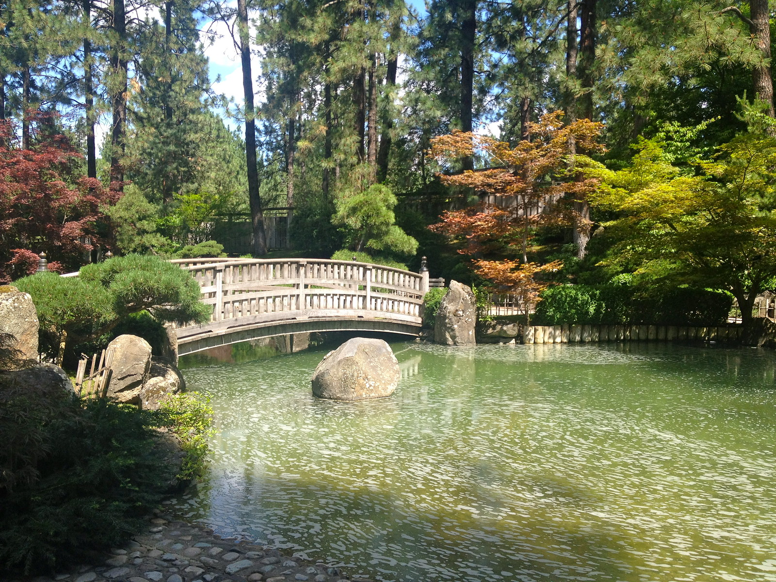 Manito Park -