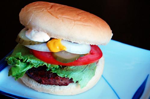 Hamburger - Canadian Beef