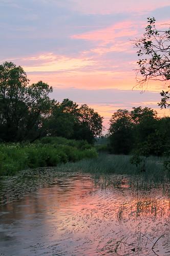 sunset river estonia pentax hdr eesti jõgi k7 soomaa loojang viljandimaa soomaarahvuspark pentaxk7 hallistejõgi