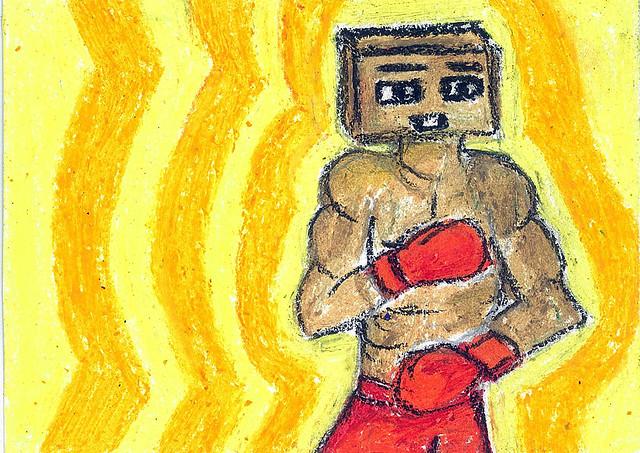 Boxer: Pankhuri Chadha 1