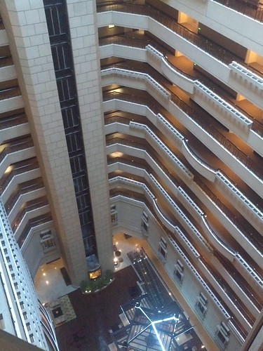 Shanghai intercontinental hotel