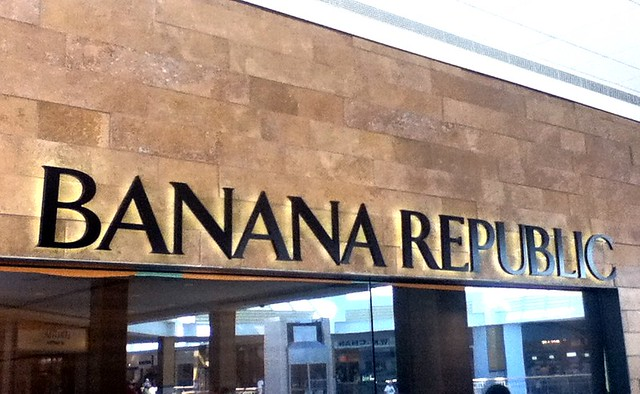 Banana Republic Polo Park Now Open