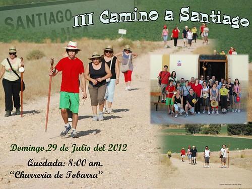 III Camino a Santiago
