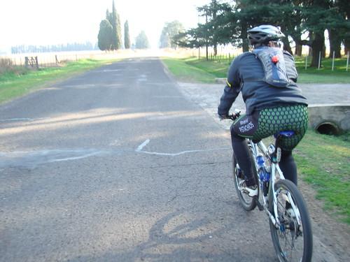 Ciclismo - 233km - Peyrano, El Socorro, Ocampo, Benitez, Cepeda, La Vanguardia