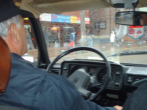 Lada taxi, Puerto Montt 2009 (1)