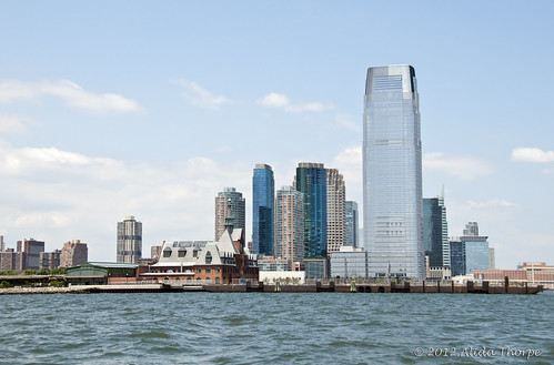 Jersey City by Alida's Photos