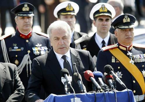 Στρατιωτική παρέλαση για την Εθνική Επέτειο της 25ης Μαρτίου (25/3/12)