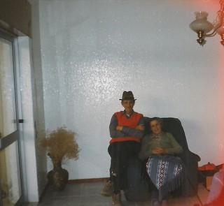 Maria Rei e António Augusto