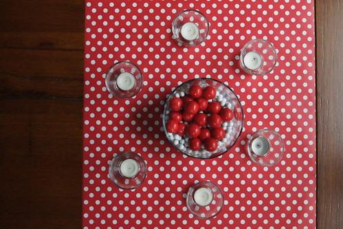 Simple Christmas Table Ideas