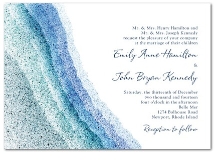 Sample Destination Wedding Invitations GroupTravelorg