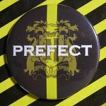 Hufflepuff Prefect badge