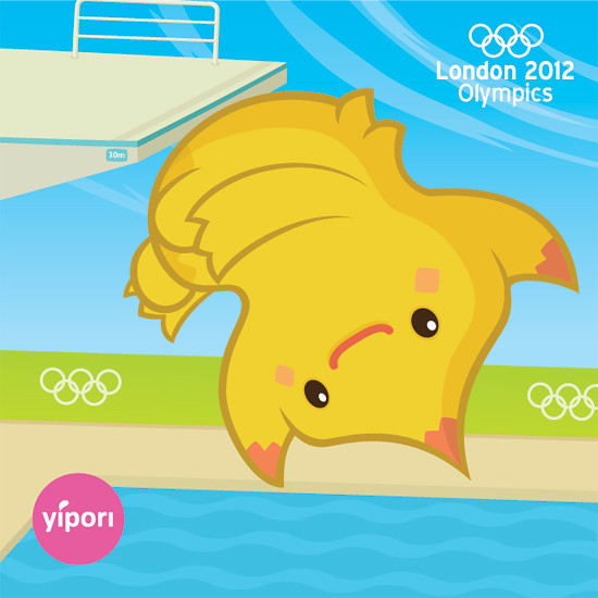 London Olympics 2012 - Diving