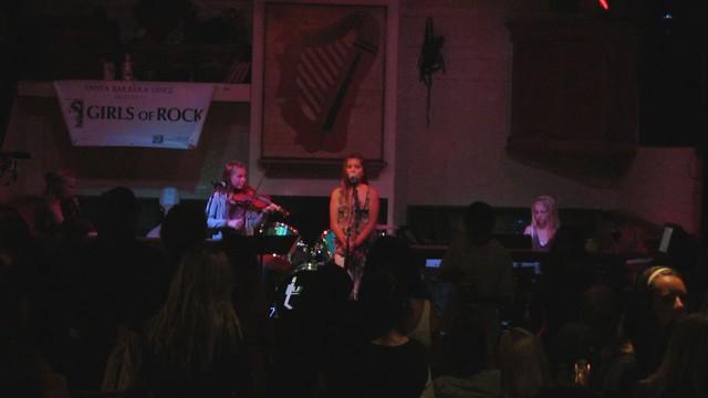 MVI_8780 santa barbara sings girls of rock at Dargans
