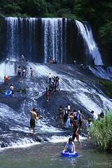 Ryumon Waterfall