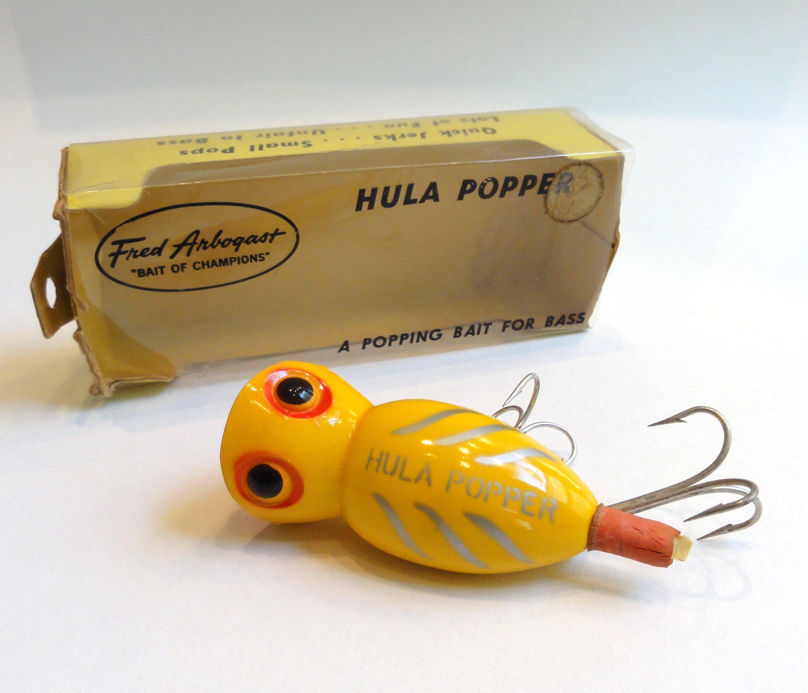 vintage hula popper