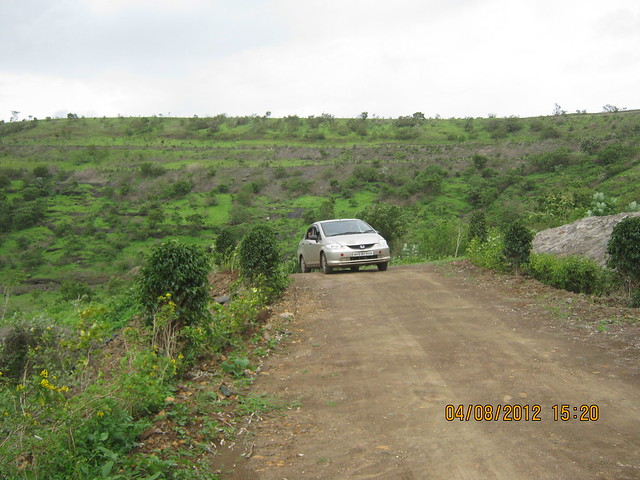 Cut, Demolished & Destroyed Hill of XRBIA Hinjewadi Pune - Nere Dattawadi, on Marunji Road, approx 7 kms from KPIT Cummins at Hinjewadi IT Park - 143