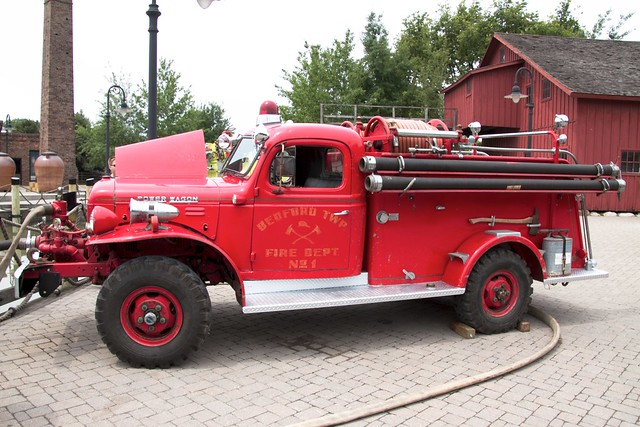 Dodge Fire Trucks Engines A Gallery On Flickr