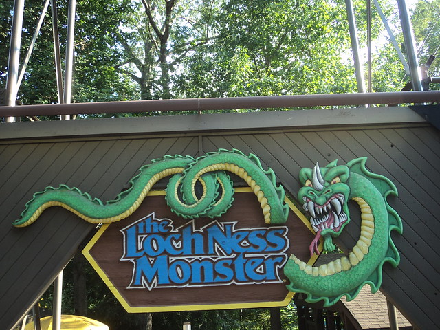 2012 07 29 Busch Gardens Williamsburg Loch Ness Monster Flickr Photo Sharing