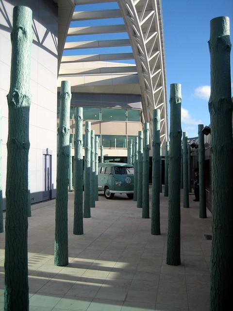 Museu Te Papa - Wellington - NZ