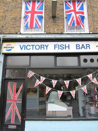 Victory Fish Bar