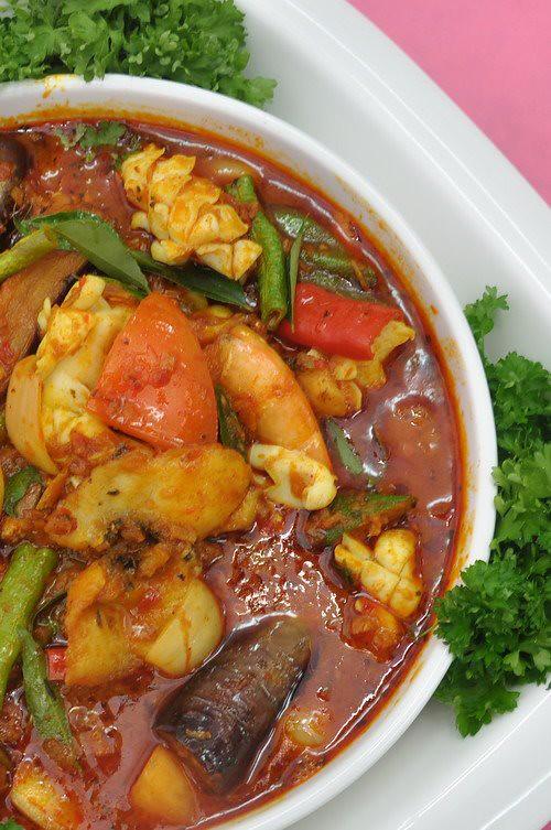 Assam Seafood