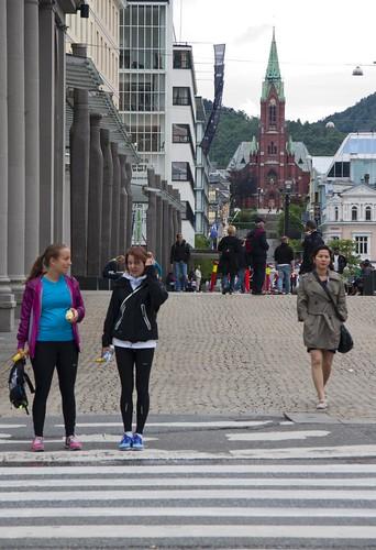 92 calles de Bergen