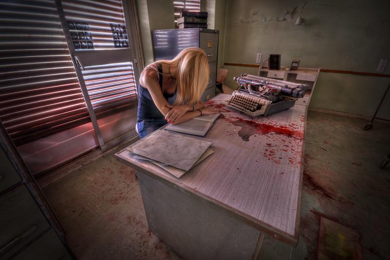 Solo si tu vuelves quiero despertar... Hospital del Tórax.