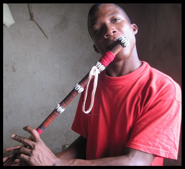Mamady Flute