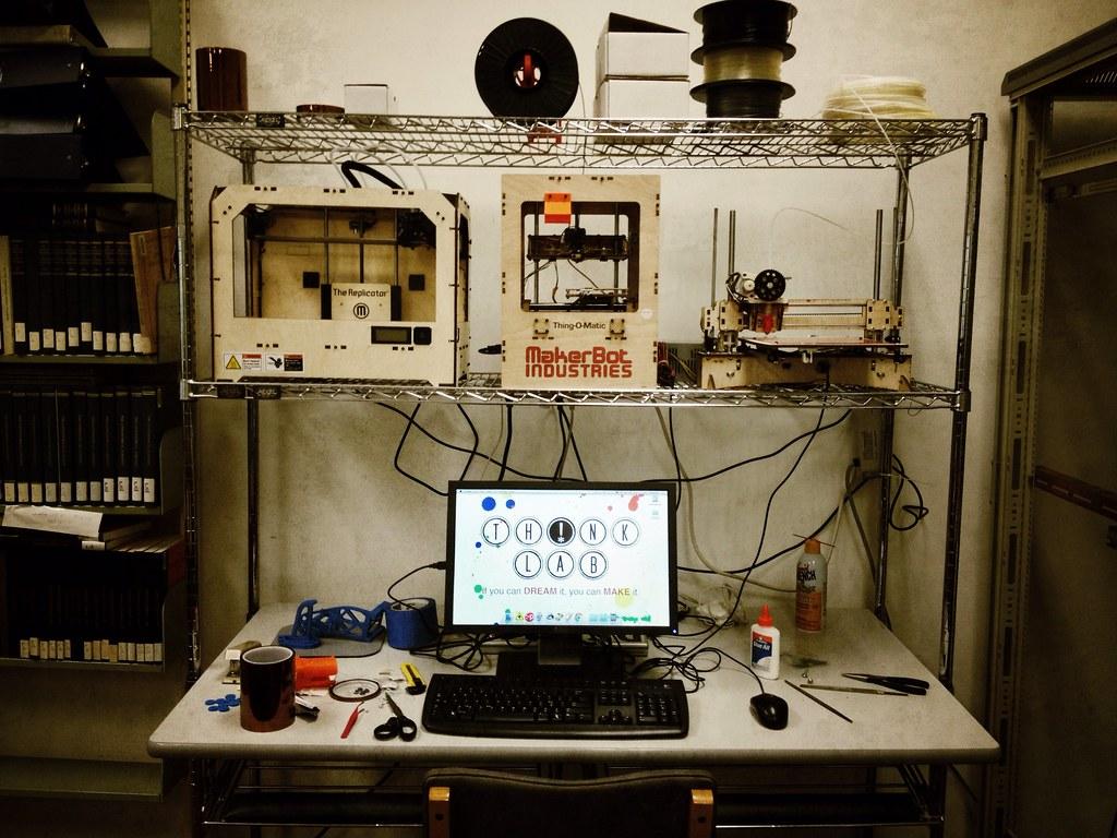 3D Printing at UMW